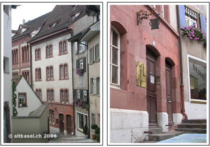 Image result for haus zum sessel basel images